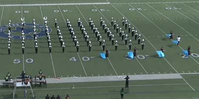 Clientele - Drill Examples - Gulf Coast Drill Design - Pasadena High School - 2015 Don Quixote
